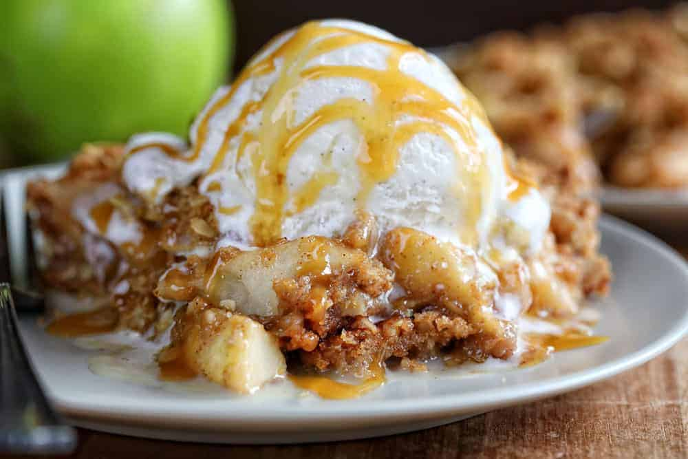 How to locate Good Apple Crisp Recipes