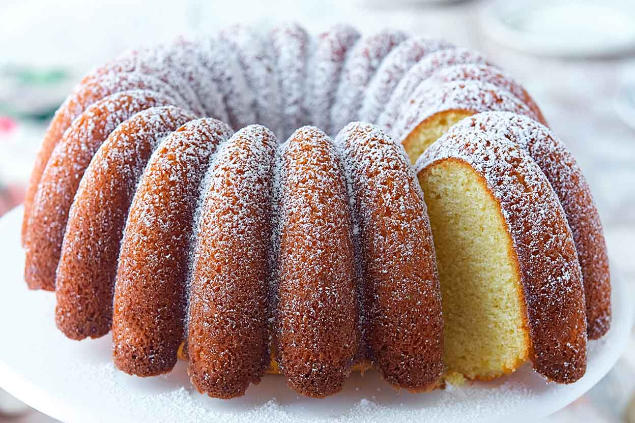 Bundt Cake – The Best Component For any Special Birthday