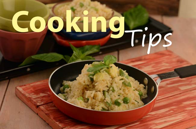 Check Out These Great Cooking Tips Today!